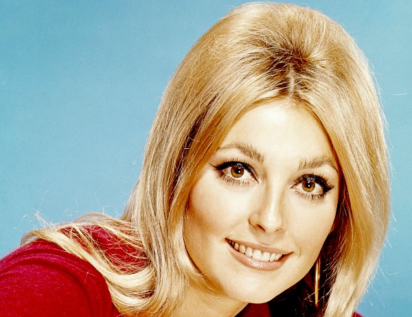 Sharon Tate in a publicity still for MGM in 1965.