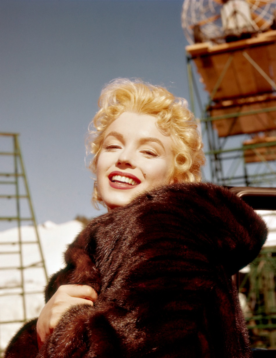 Marilyn Monroe by Milton Greene in Bus Stop (1956)